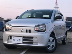 アルト 4WD