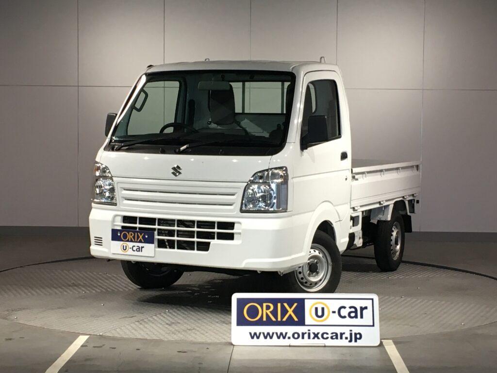 キャリィトラック 4WD